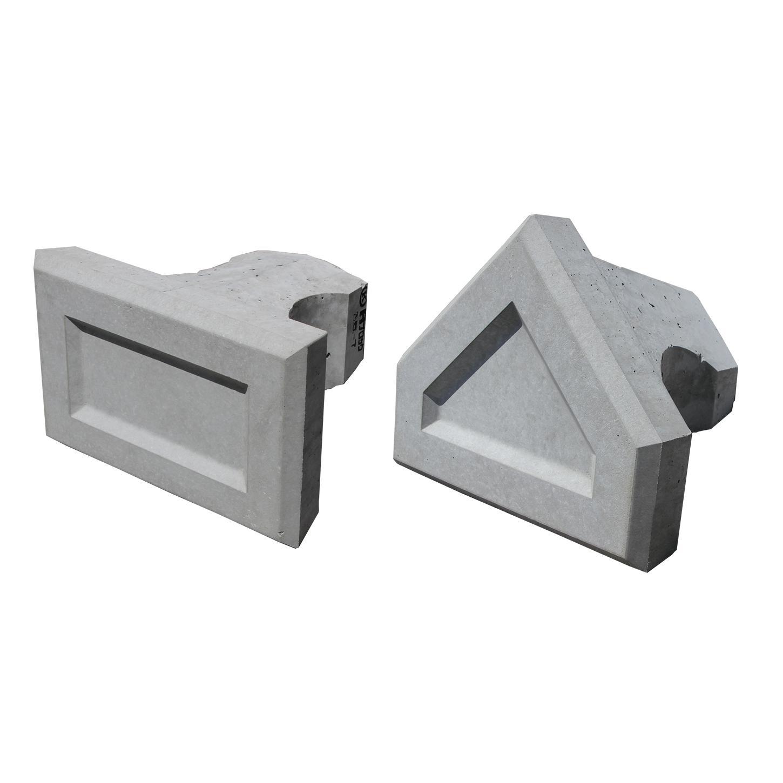 コンクリート ブロック 寸法